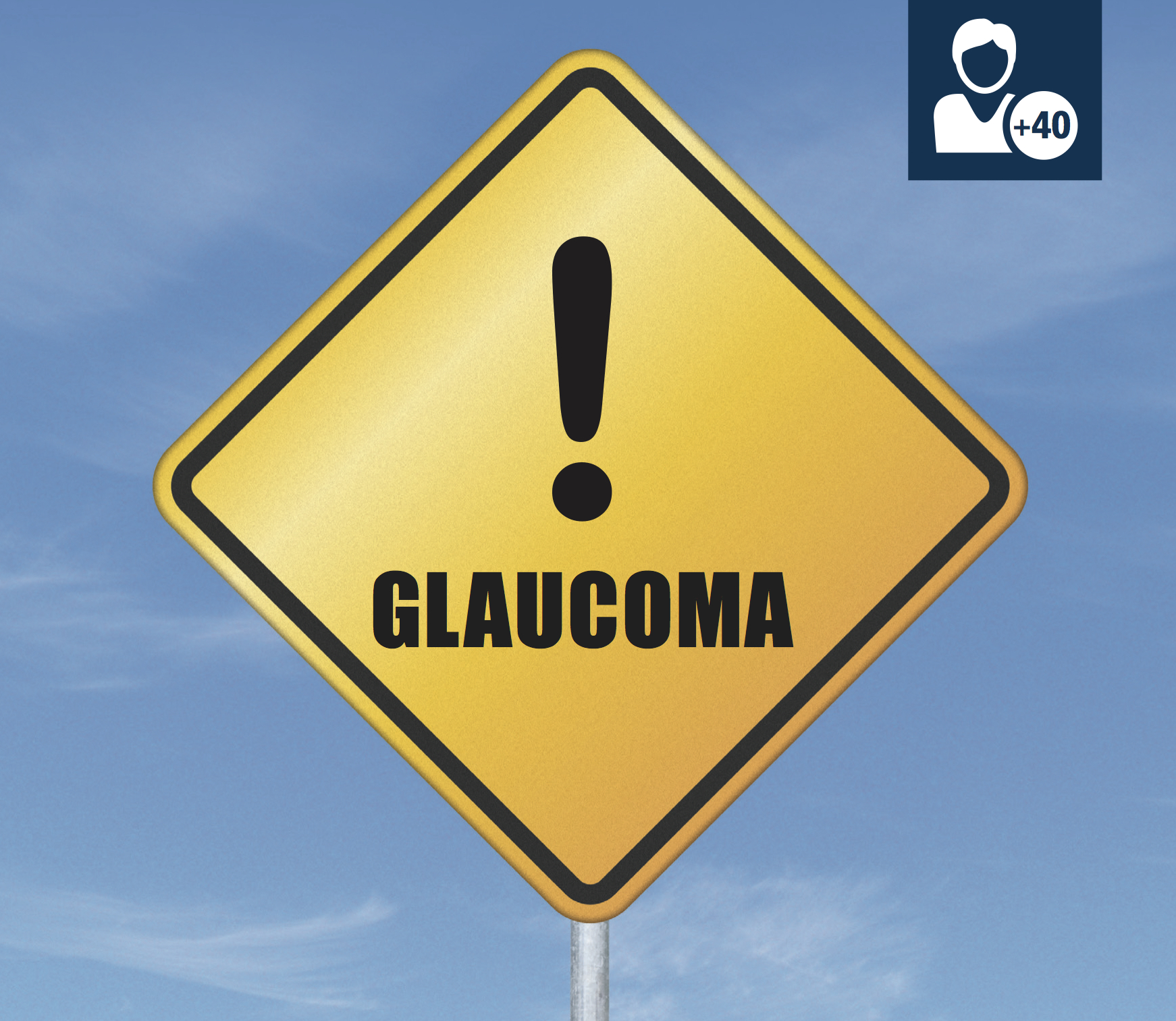 Don't lose sight of glaucoma
